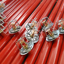 Fire Sprinkler System Components